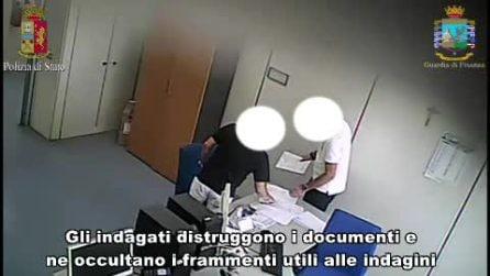 Scandalo mazzette a Foggia, truffa all'Inps per avere l'invalidità: tre arresti