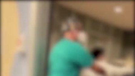 """Napoli, assalto notturno al pronto soccorso del Cto: """"Dovete curare prima la nostra parente"""""""