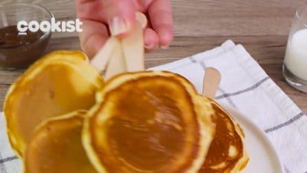 Pancake lecca lecca: l'idea originale per una merenda gustosa!