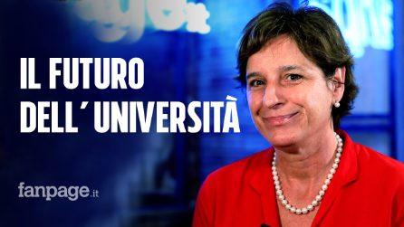 """La ministra Messa: """"Ragioniamo su green pass per studenti e docenti, Università tornerà in presenza"""""""