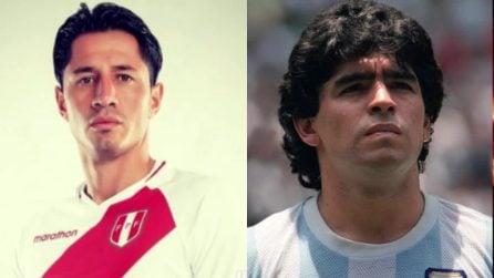 Lapadula in Perù ormai è un eroe: per lui una canzone che lo paragona a Maradona