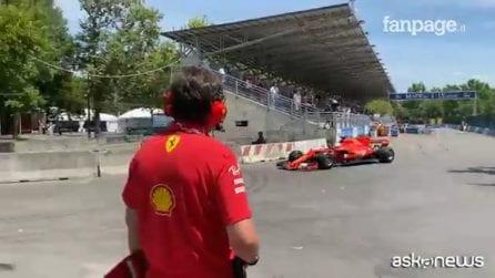 Formula 1, meccanico della Ferrari investito al Modena Motor Fest