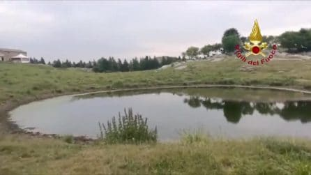 Cadono mentre giocano sul tetto di una vecchia ghiacciaia, due bambini morti nel veronese