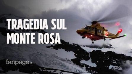 Tragedia sul Monte Rosa, morte assiderate due alpiniste: erano rimaste bloccate a 4.150 metri