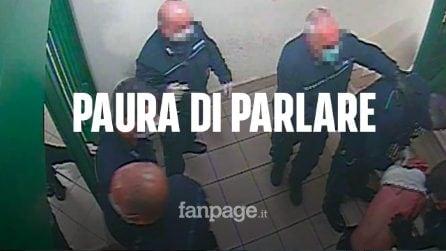 """Violenze nel carcere di Santa Maria, il figlio di un detenuto: """"Abbiamo paura di ritorsioni"""""""