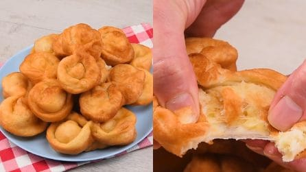 Dough ribbons: the delicious morsels to try immediately!