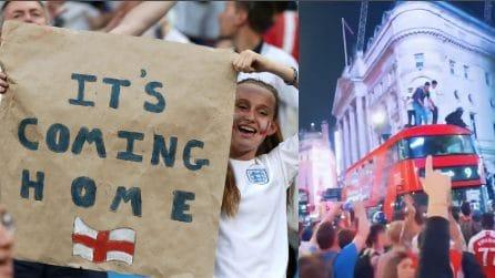 """In Inghilterra non si canta altro: """"It's coming home"""". Gli inglesi lo hanno adottato come inno"""