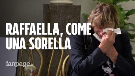 """Enzo Paolo Turchi piange Raffaella Carrà: """"Per me lei era tutto"""""""