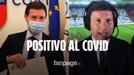 Alberto Rimedio positivo al Covid: il giornalista Rai sostituito per la finale Italia-Inghilterra