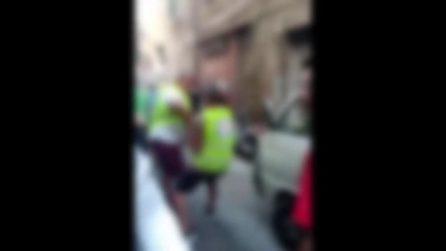 Comunali Napoli, ai Quartieri Spagnoli rissa sfiorata tra i fan di Manfredi e Maresca