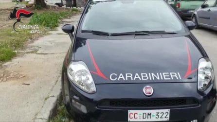 Quattro arresti per droga e armi tra Scampia e Fuorigrotta