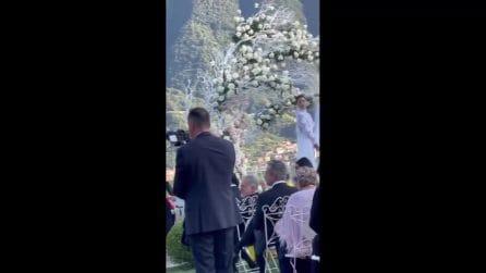 Giorgia Gabriele e Andrea Grilli si sposano, Andrea Bocelli canta per loro