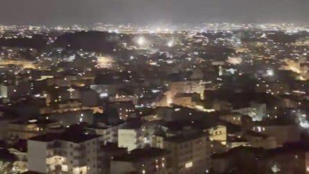 Euro 2020, l'Italia vince l'Europeo: a Napoli è tripudio di fuochi d'artificio