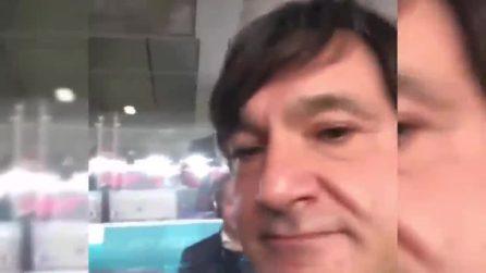 """Le lacrime di Fabio Caressa e Beppe Bergomi a Euro 2020: """"È stato bellissimo"""""""