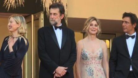 Cannes, Nanni Moretti incassa la standing ovation e 11 minuti di applausi