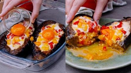 Stuffed eggplants: la light and tasty recipe!