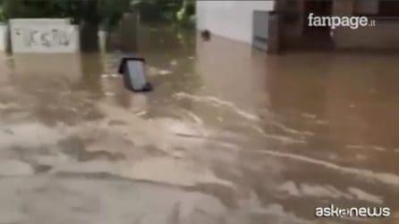 Germania, piogge torrenziali e inondazioni: 20 morti, 70 dispersi