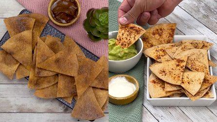 Nachos salati e dolci: il finger food fatto in casa da provare subito!