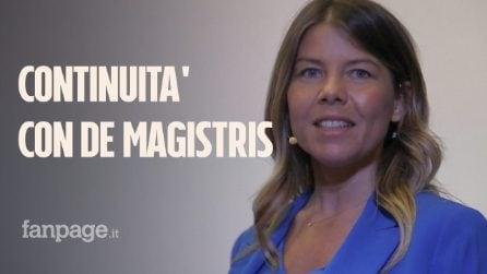"""Alessandra Clemente: """"Maresca ha portato la Lega a Napoli, noi arriveremo fino alla fine"""""""