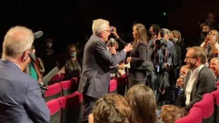 """Ovazione per 'Marx può aspettare' a Cannes, Bellocchio: """"Grazie, la mia famiglia è arrivata a tutti"""""""