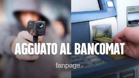 Agguato a Lecce, spari mentre preleva al Bancomat: uomo ucciso davanti alla moglie