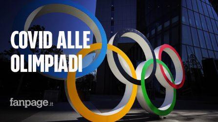 Covid alle Olimpiadi di Tokyo 2020: tre atleti positivi, due nel villaggio olimpico