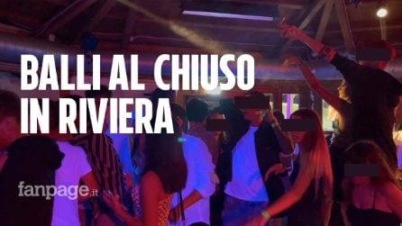 Riviera romagnola, in centinaia ballano in un locale senza mascherina e distanziamento
