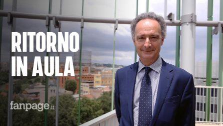 """Il rettore di Roma Tre Luca Pietromarchi: """"Ambiente e big data, le novità di Roma Tre"""""""