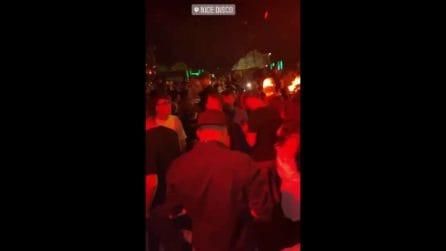 Serata in discoteca a Roma: 1400 ragazzi senza mascherina e assembrati