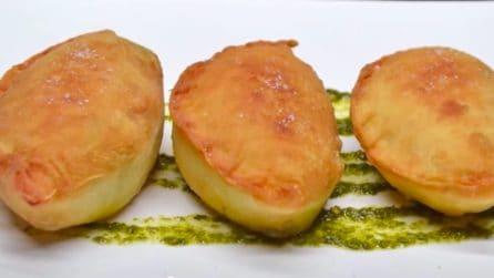 Panzerotti di focaccia fritti: la ricetta gustosa e semplice da preparare