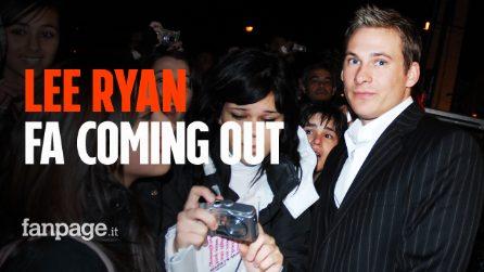 """Lee Ryan fa coming out e abbandona i social: """"Stanco di tutto questo odio"""""""