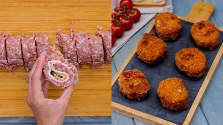 Rotoli di carne con zucchine grigliate: facili, veloci e buonissimi!