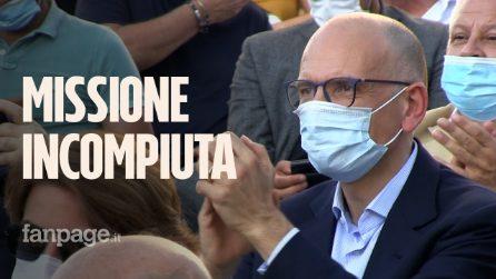 """Accordi Italia-Libia, Letta: """"Abbiamo ottenuto che missione finisca quest'anno, nessun imbarazzo"""""""