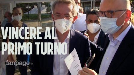 """Elezioni, Letta da Manfredi: """"Ci faremo carico dei problemi economici di Napoli a livello nazionale"""""""