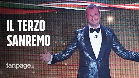 Amadeus conduttore e direttore artistico del Festival di Sanremo 2022