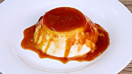 How to make easy creme caramel: delicious and ready in no time!
