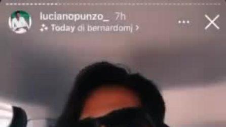 """Temptation Island, Luciano Punzo dedica """"Fuoco nel fuoco"""" a Manuela Carriero"""