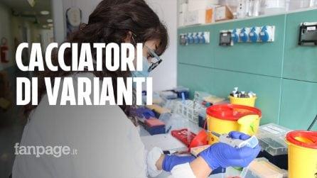 """Milano, nel laboratorio del Niguarda dove si studia il Covid: """"Vaccinarsi per evitare le varianti"""""""