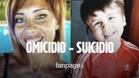 """""""Viviana Parisi uccise il figlio e si gettò dal traliccio"""": Procura chiede l'archiviazione del caso"""