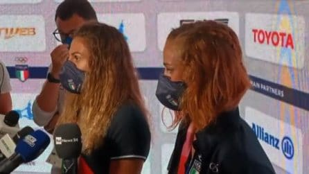 """Tokyo2020, Casarini-Rodini: """"Nel finale di gara è andata di cuore"""""""