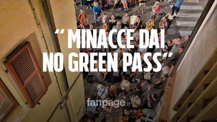 """Protesta no Green Pass sotto casa del sindaco di Pesaro, Ricci a Fanpage: """"Ricevo minacce di morte"""""""