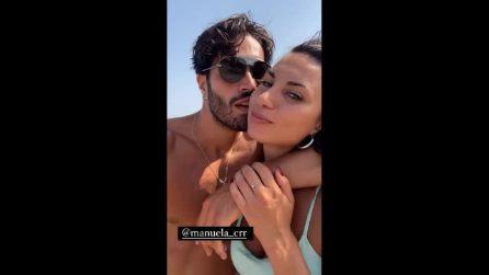 Temptation Island, Luciano Punzo accusato di stare con Manuela Carriero per soldi
