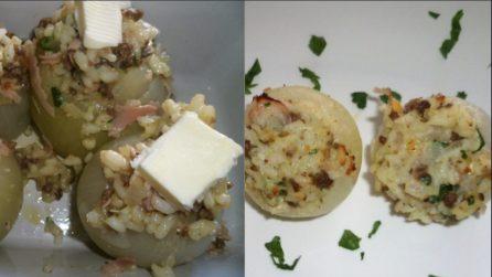 Cipolle ripiene di riso: la ricetta gustosa da provare