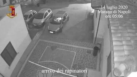 Marano, rapinano villa fingendosi carabinieri: tre arresti