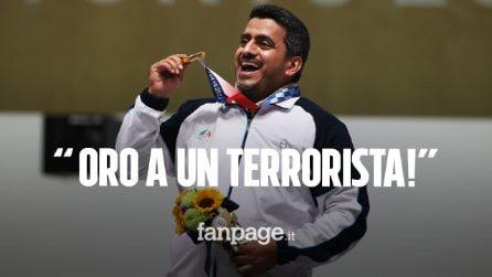 """""""Hanno fatto vincere l'oro a un terrorista"""": alle Olimpiadi scoppia la polemica"""