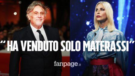 """""""Per 20 anni ha venduto solo materassi"""": le parole di Andrea Roncato sull'ex Stefania Orlando"""