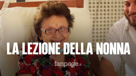 """Il nipote fa coming out con la nonna di 90 anni: """"Sono gay"""". E lei: """"Basta che stai bene!"""""""