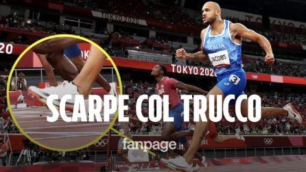 """Le scarpe col trucco di Jacobs che non piacciono a Bolt: """"Strane e ingiuste"""""""