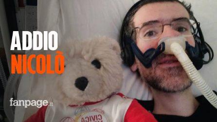 È morto Nicolò Cafagna, addio al blogger che raccontava con ironia la disabilità