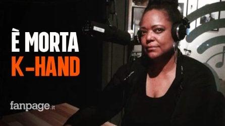 """Morta la dj K-Hand, la pioniera del djing mondiale soprannominata """"The first lady of Detroit"""""""